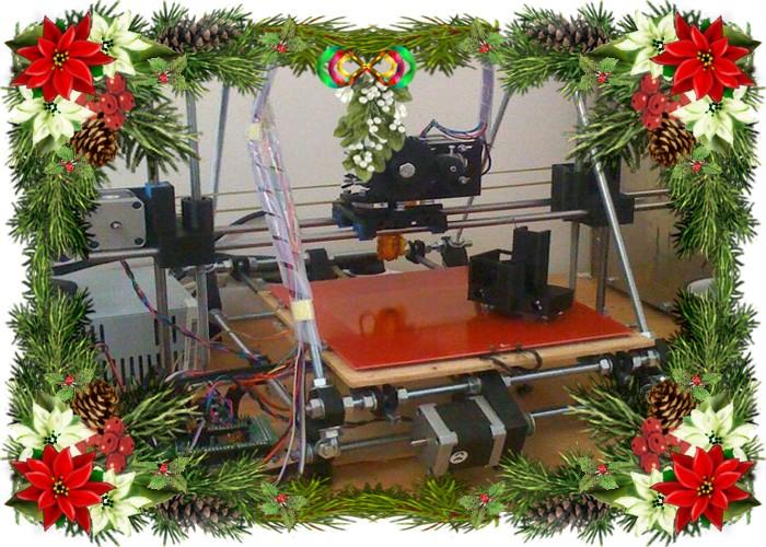 Printen voor de feestdagen!