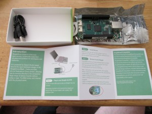 Contents of the box