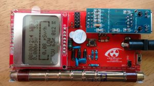 Assembled uRADMonitor KIT1.